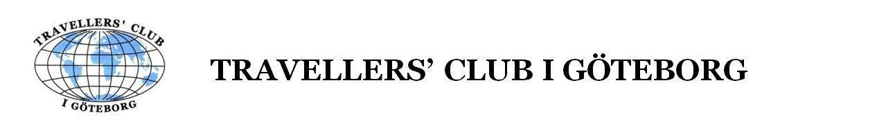 Travellers Club Göteborg